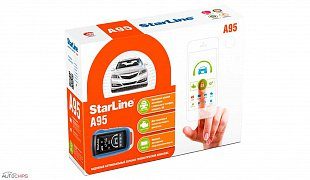 StarLine A95 BT CAN+LIN GSM